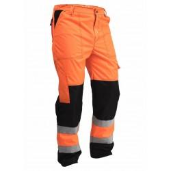 Spodnie pomarańczowe