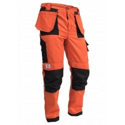 Spodnie pomarańczowe drugie